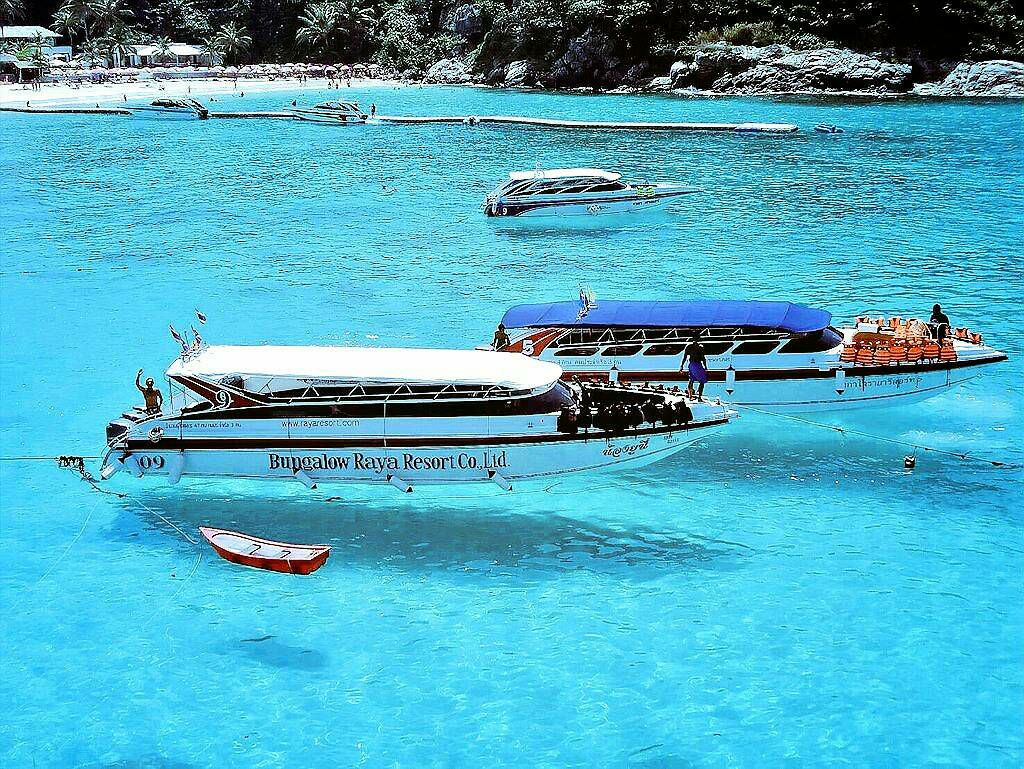 speed boat tours phuket