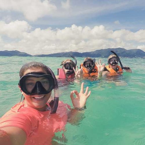 snorkeling course