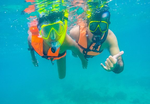 snorkeling course guide